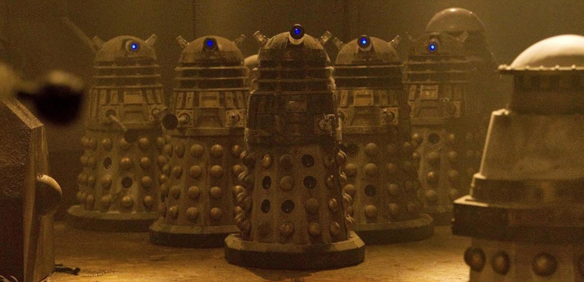Asylum of the Daleks – Into theMadhouse