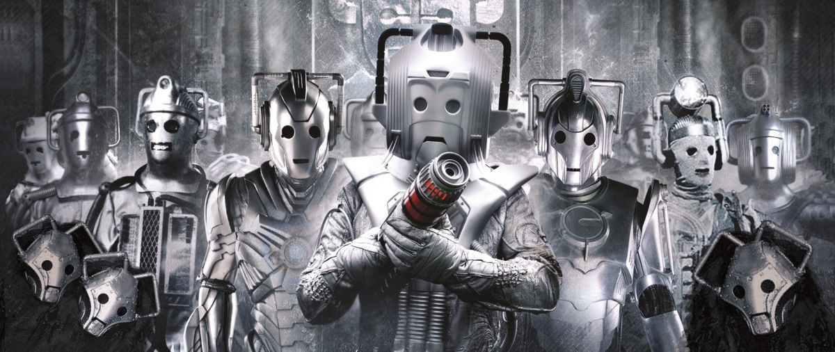 Doctor Who - Top Ten Classic Who Cyberman Stories