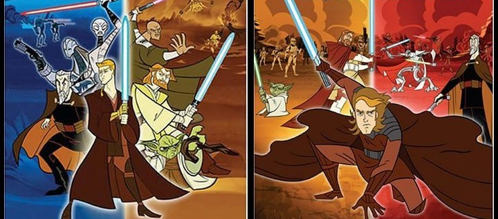 Star Wars: Clone Wars – Making the Best of the Worst of Star Wars