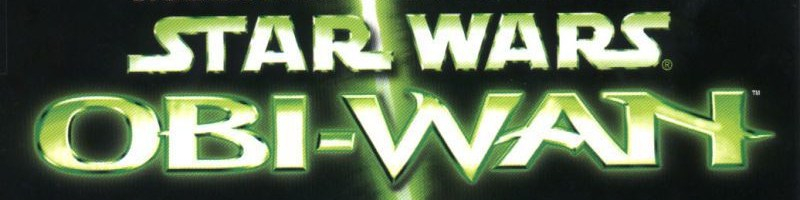 Star Wars: Obi-Wan – Original Xbox Game Review
