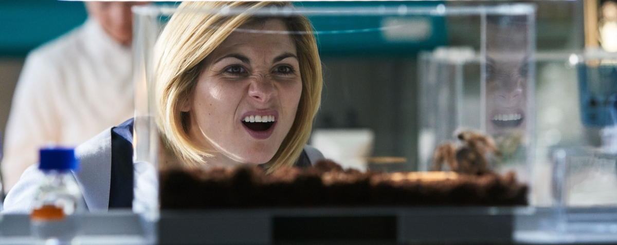 Doctor Who – Arachnids in the UK – Series 11 Episode 4Review