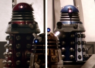 chrome of the daleks
