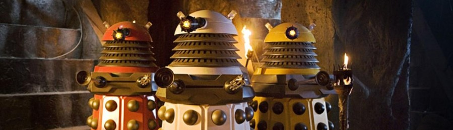 How to Fix – The Paradigm Daleks