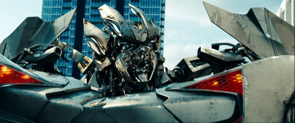 Autobot Sideswipe from Transformers: Dark of the Moon
