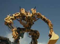 Autobot Trench from Transformers: The Last Knight