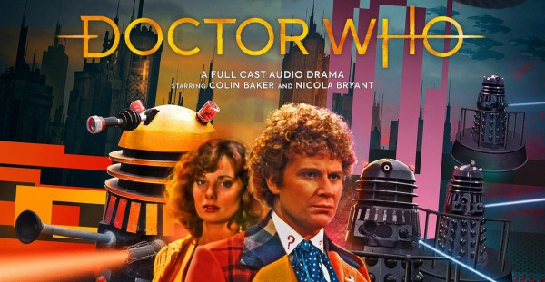 Doctor Who – NEW Big Finish audio brings back Classic Who's most infamous Supreme Dalek