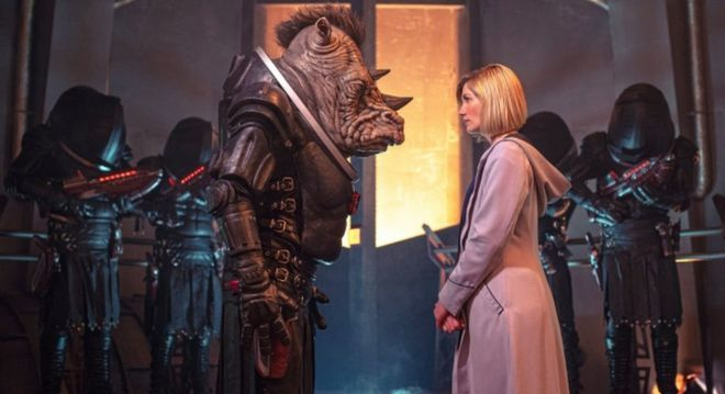 Doctor Who – First Look at Series 12 Monsters – Judoon Confirmed to Return