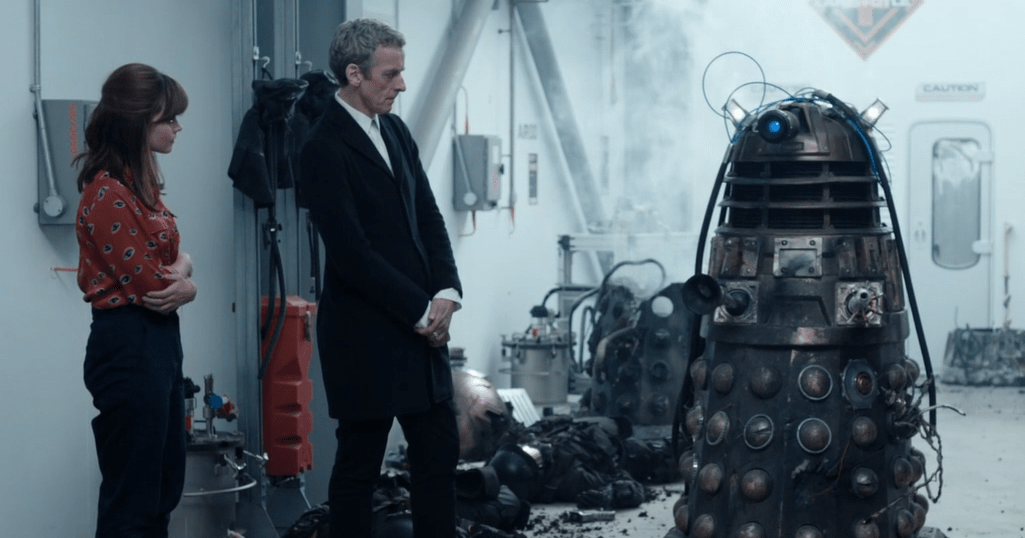 Doctor Who – Into the Dalek Review