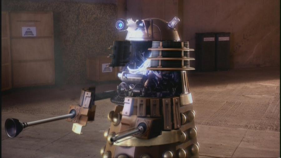 Doctor Who – Why do Daleks need their Casings?