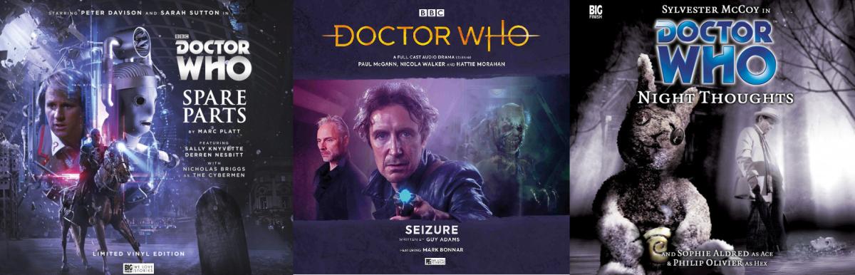 Top 5 Scariest Big Finish Doctor WhoAudios