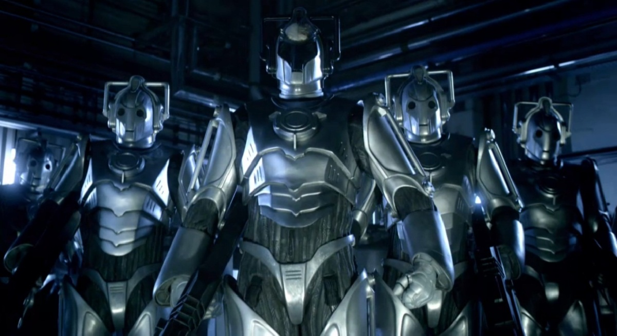 Doctor Who – Series 6 Cybermen Designs Explained