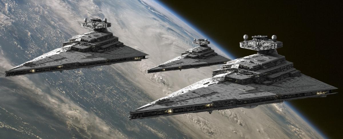 Star Wars Legends – Top 5 StarDestroyers