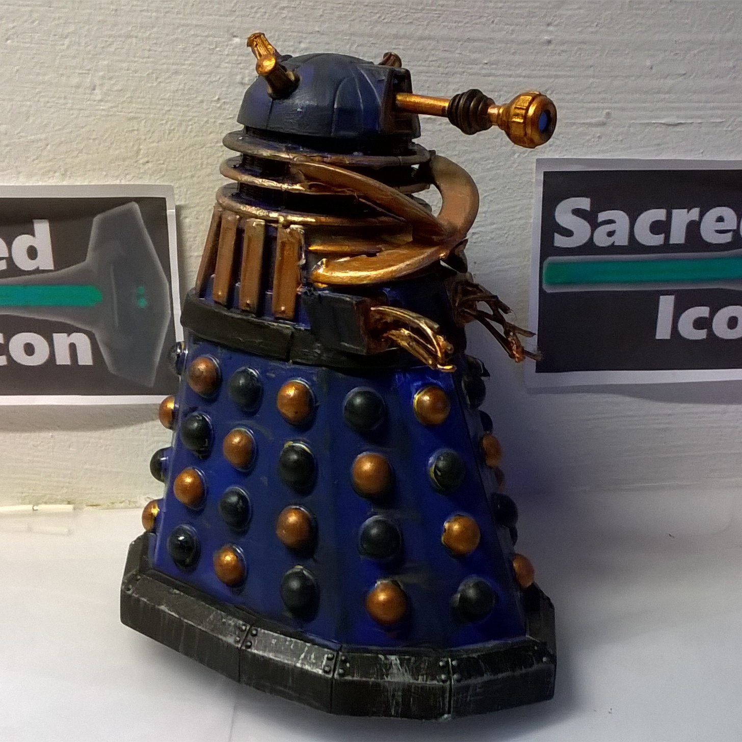 Dalek Time Strategist Custom