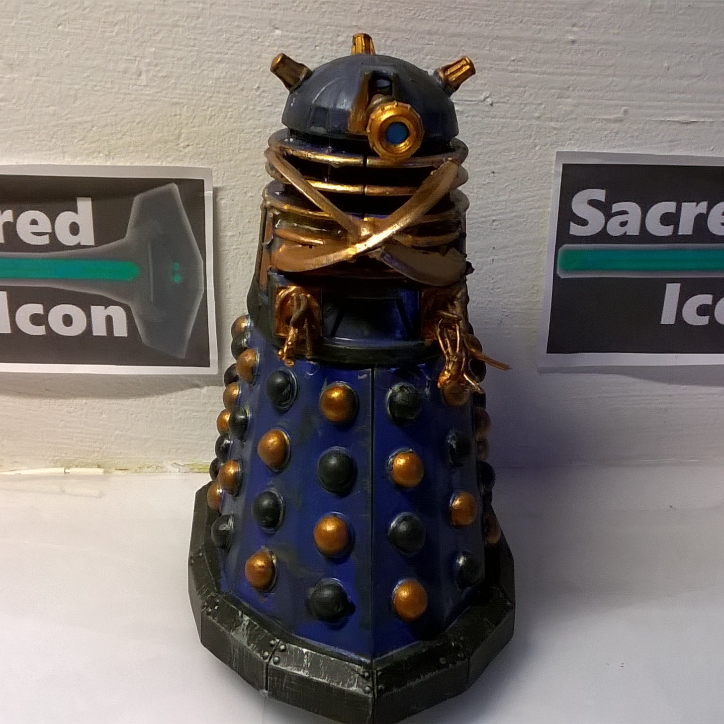Dalek Time Strategist Custom Figure